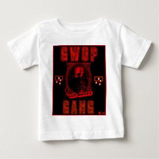 GWOP GANG RED LOGO BABY T-Shirt