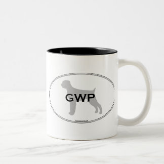GWP Oval Two-Tone Coffee Mug