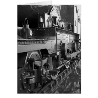 GWR 4430 City of Truro Card