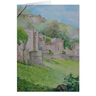 Gwrych Castle Card