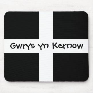 Gwrys yn Kernow - Made in Cornwall Mousemats