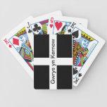 Gwrys yn Kernow - Made in Cornwall Poker Deck