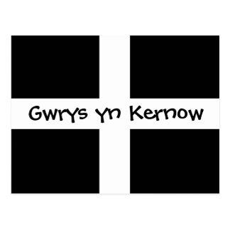 Gwrys yn Kernow - Made in Cornwall Post Cards