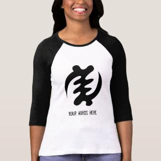 Gye Nyame | God is Supreme Adinkra Symbol T-Shirt