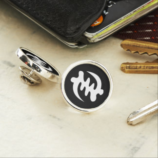 Gye Nyame | God is Supreme Symbol Lapel Pin
