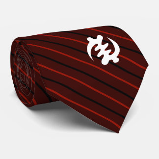 Gye Nyame | God is Supreme Symbol Neck Tie