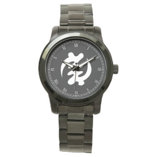 Gye Nyame | God is Supreme Symbol Wristwatch