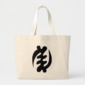 Gye Nyame Large Tote Bag