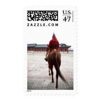 Gyeongbokgung Stamp