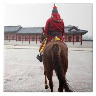 Gyeongbokgung Tile