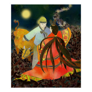 Gyeonwu & Jiknyeo: The Story of Chilseok in Korea Poster