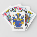 Gyldenhorn Family Crest Bicycle Playing Cards