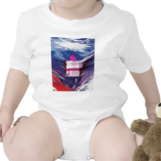Gylliayn Art Lighthouse Stanley Park Romper