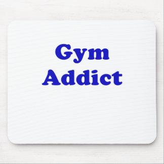 Gym Addict Mouse Pad