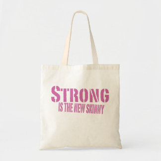 Gym Bag - Strong is the new skinny