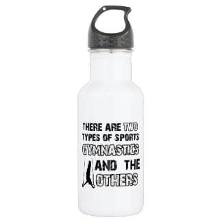 Gym designs for lovers of the sport stainless steel water bottle