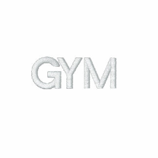 GYM EMBROIDERED JACKET