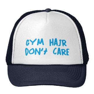 Gym Hair Trucker Hat