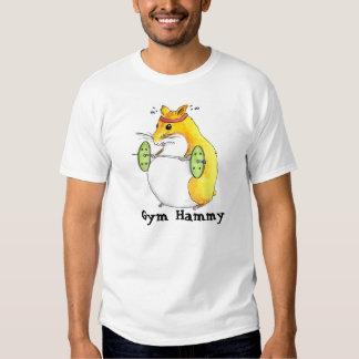 Gym Hammy Tees