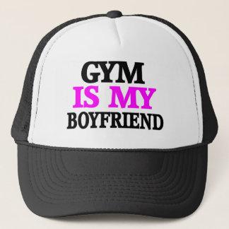 Gym is My BoyFriend Trucker Hat