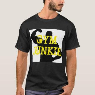 Gym Junkie Bodybuilder T-Shirt