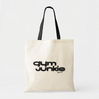 Gym Junkie Tote Bag