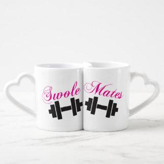 Gym Lover's Mug - Swole Mates