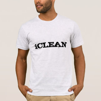 "Gym Motivation ""iClean"" T-Shirt"