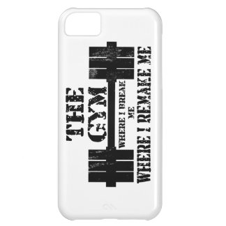 Gym Motivation iPhone 5C Cover