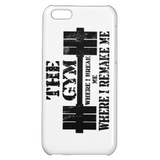 Gym Motivation iPhone 5C Covers