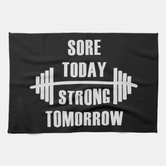 Gym Motivation Towel