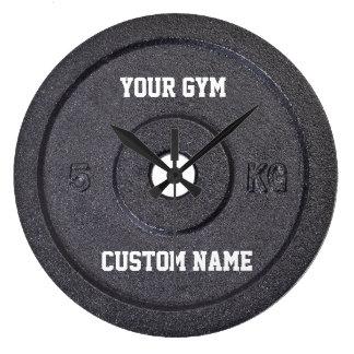 Gym Owner or User Clock