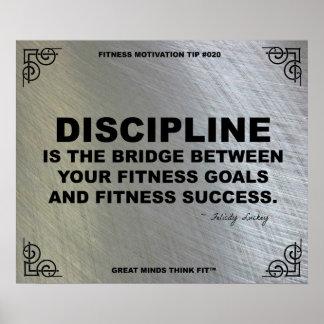 Gym Poster for Fitness Motivation #020