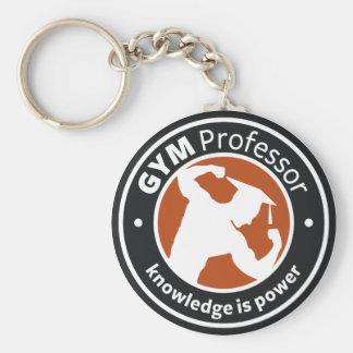 'Gym Professor' Keychain