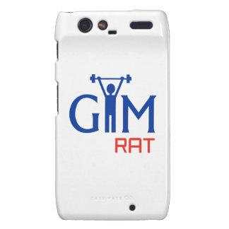GYM Rat Motorola Droid RAZR Covers
