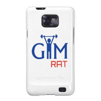 GYM Rat Samsung Galaxy S2 Covers