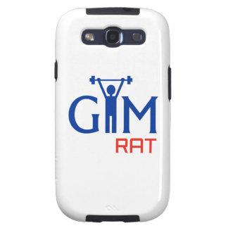 GYM Rat Samsung Galaxy SIII Cover
