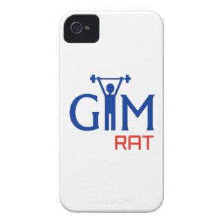 GYM Rat iPhone 4 Cases