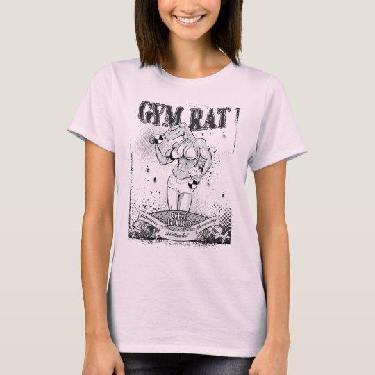 Gym rat (female) T-Shirt