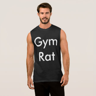 Gym Rat Sleeveless Shirt