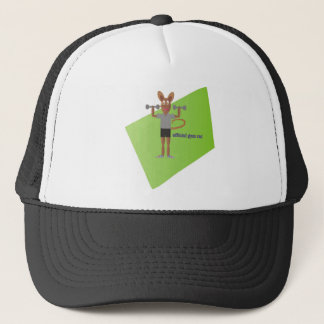 Gym Rat Trucker Hat