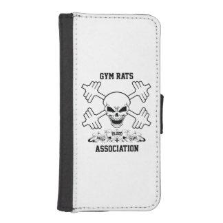 Gym Rats Association Phone Wallet