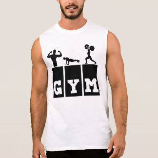 GYM SLEEVELESS SHIRT