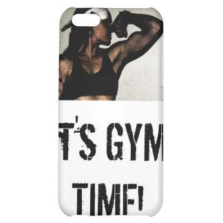 Gym Talk iPhone 5C Cases