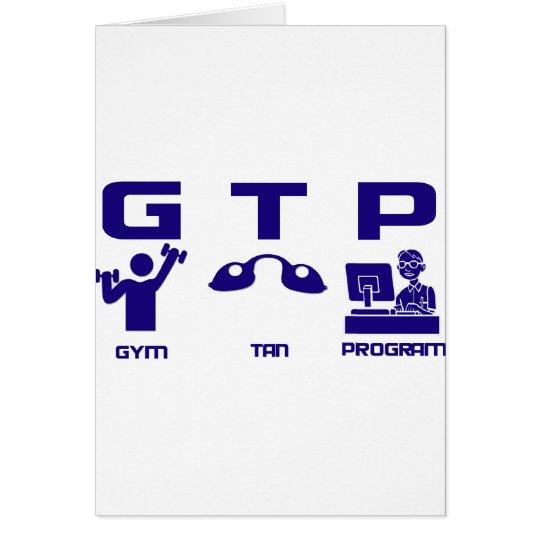 Gym Tan Program