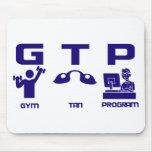 Gym Tan Program Mousepads