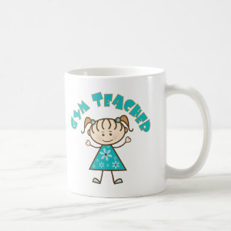 Gym Teacher Classic White Coffee Mug