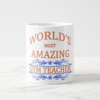 Gym Teacher Large Coffee Mug