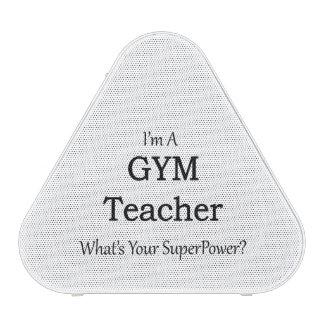 Gym Teacher Speaker