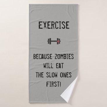 Gym towel for fitness addicted!